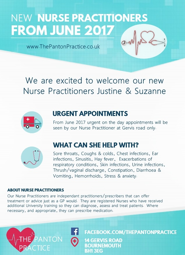 Nurse Practitioners Poster